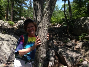 "Karen- The official ""tree hugger"""
