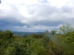 View from the overlook.